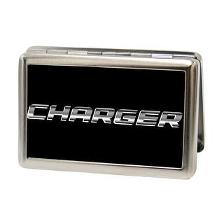 Charger Text Fcg Black Silver Fade Business Card Holder|https://ak1.ostkcdn.com/images/products/is/images/direct/1953b0ac7c2218f682673c105379c768fa392eec/Charger-Text-Fcg-Black-Silver-Fade-Business-Card-Holder.jpg?impolicy=medium