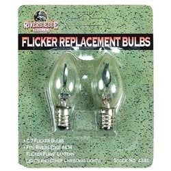 River's Edge 2 Pk Replacement Bulbs For #434 434B