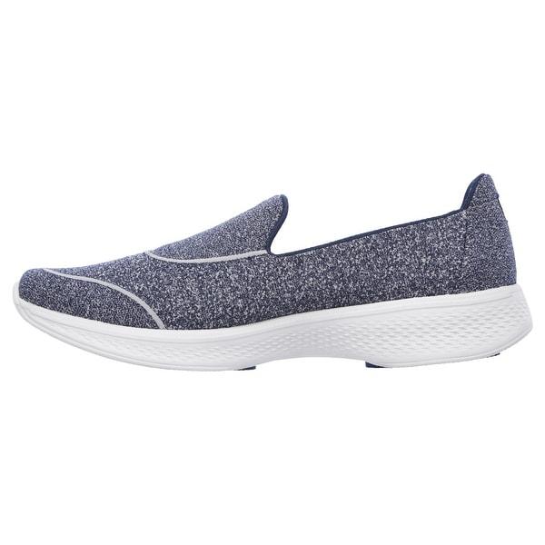 Super Sock 4 Walking Shoe, Navy