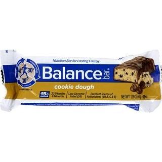 Balance Bar - Cookies  Dough Bar ( 12 - 1.76 OZ)