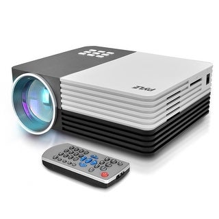 Pyle Home Digital Multimedia Projector, HD 1080p w/ USB/SD/HDMI , Mac and PC Compatible