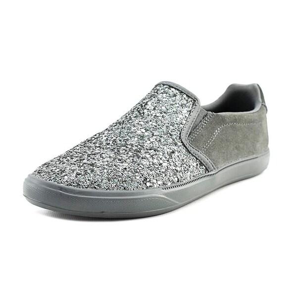 Skechers Govulc2 - Glint Women Round Toe Synthetic Gray Sneakers