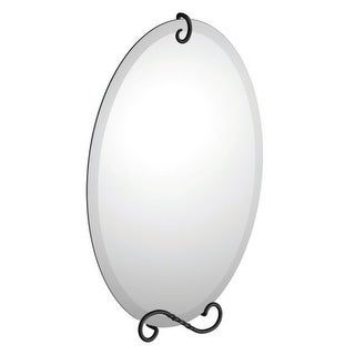 "Moen DN4992 27.63"" Tall Mirror from the Sienna Collection"