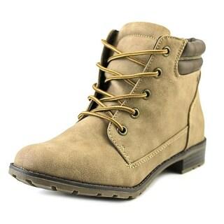 Sporto Lexi Women  Round Toe Synthetic Brown Work Boot