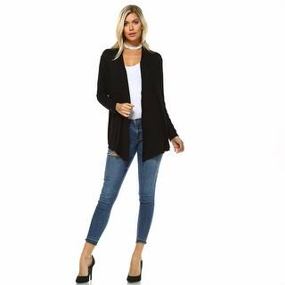 Isaac Liev Women's Lightweight Flyaway Cardigan (S-3X)|https://ak1.ostkcdn.com/images/products/is/images/direct/195aa75f2f507da409d5eb47fd07002935ddbc79/Isaac-Liev-Women%27s-Lightweight-Flyaway-Cardigan-%28S-3X%29.jpg?impolicy=medium