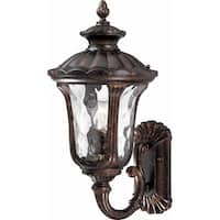 "Volume Lighting V8463 Tavira 1 Light 22.25"" Height Outdoor Wall Sconce"