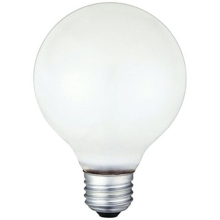 Westinghouse 05103 G25 Incandescent Light Bulb, 40 Watts, 12/Pack