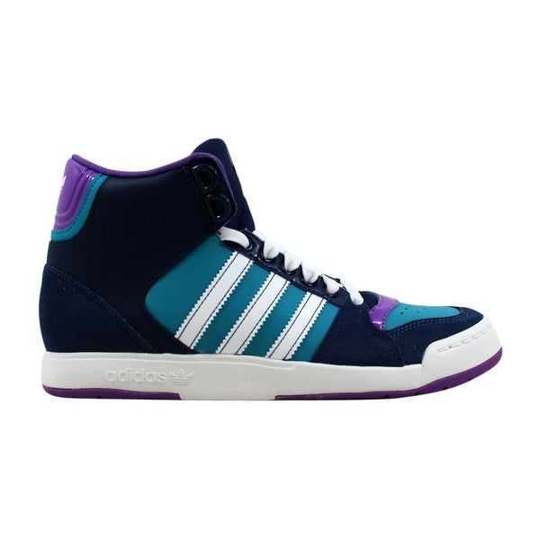 best sneakers c313c 56c84 Adidas Midiru Court Mid 2.0 W Dark NavyWhite-Green G61140 Womenx27