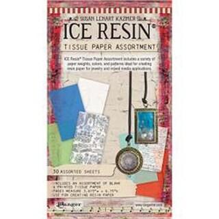 - Ice Resin Tissue Assortment