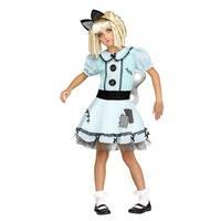 Girls Wind-Up Doll Halloween Costume