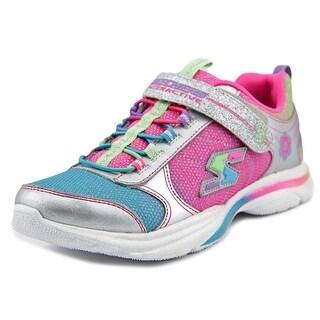 Skechers Game Kicks-Lite Kicks II-Gamer Girl Youth Multi Color Sneakers