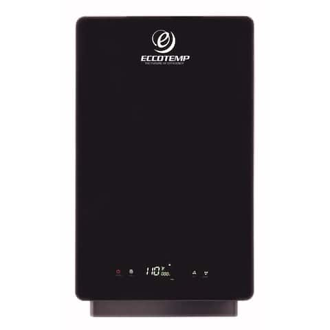 Eccotemp IE-11 1.8 GPM 11 Kilowatt Residential Tankless Water Heater - Black