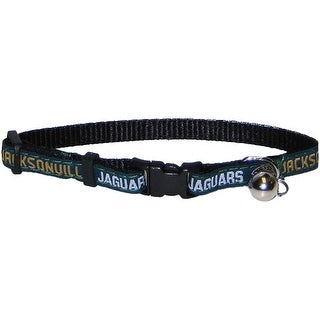 NFL Jacksonville Jaguars Cat Collar