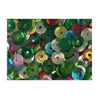 PA Ess Cupped Sequins 5mm 800pc Multi