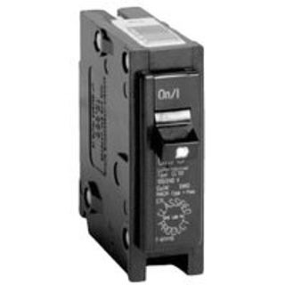 "Eaton CL115 Single Pole Circuit Breaker, 1"", 15 Amp"