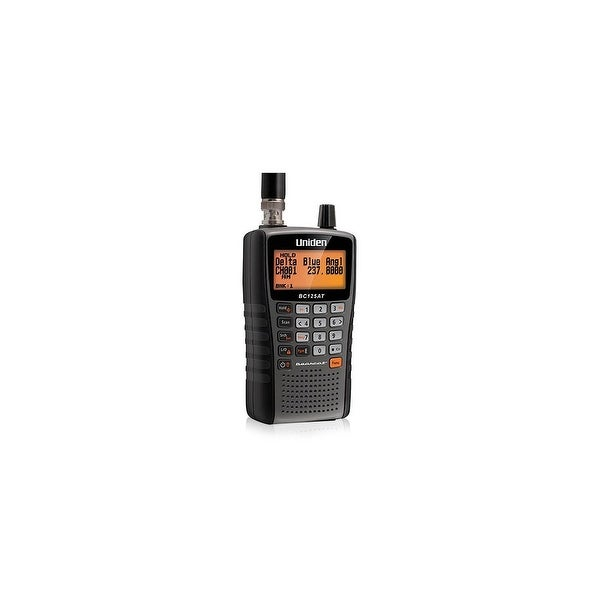 Uniden Bearcat BC125AT Handheld Scanner with Do Not Disturb Mode