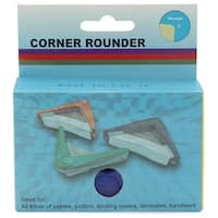 Corner Rounder Large Punch-10mm - Blue