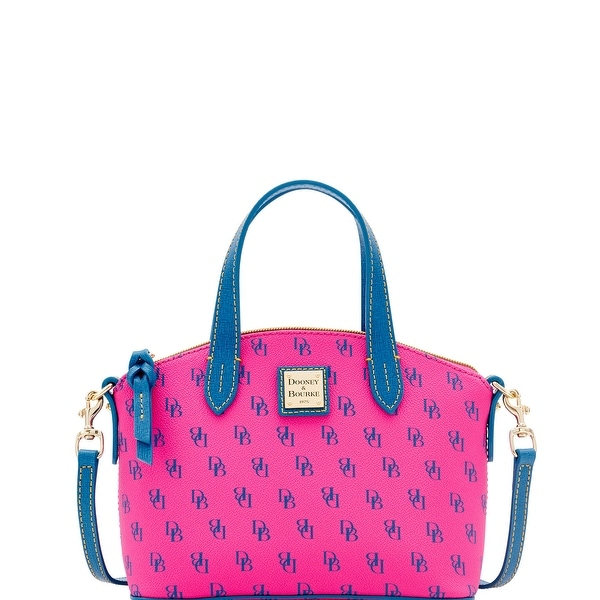 Dooney & Bourke Gretta Ruby (Introduced by Dooney & Bourke at $158 in Jan 2016) - fuchsia blue
