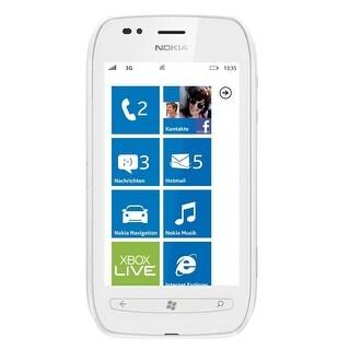 Nokia Lumia 710 RM-803 8GB Unlocked GSM Windows OS Cell Phone - White