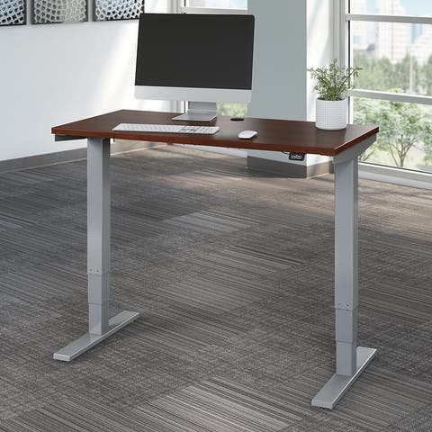 Move 40 48W x 24D Adjustable Standing Desk by Bush Business Furniture