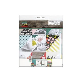 Simple Stories Life In Color Planner Set