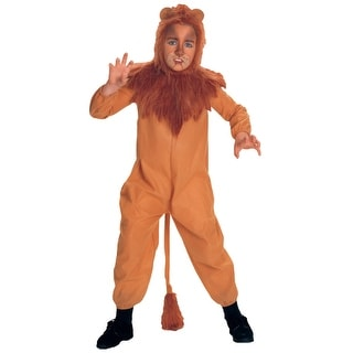 Child Cowardly Lion Costume