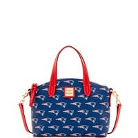 Dooney & Bourke NFL New England Patriots Ruby (Introduced by Dooney & Bourke at $168 in Aug 2017)