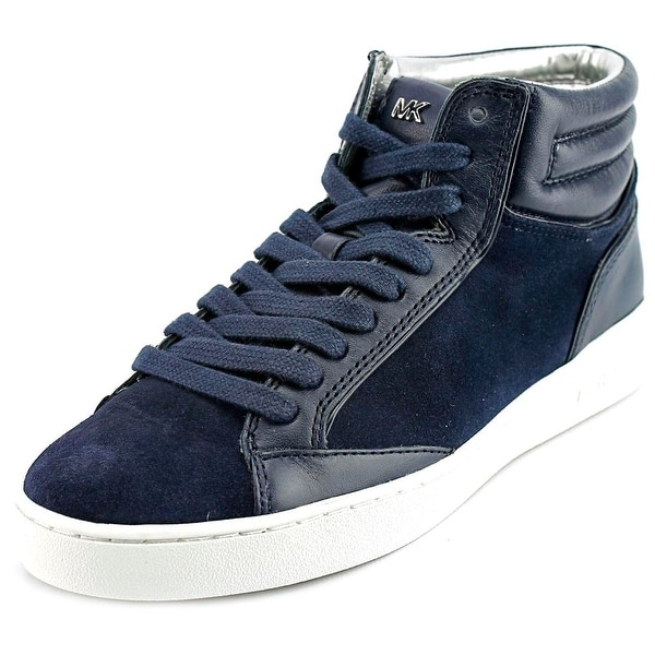 Michael Michael Kors Paige High Top    Leather  Fashion Sneakers