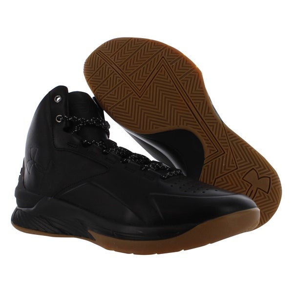 Under Armour Ua Curry 1 Lux Mid Lth Athletic Men's Shoes