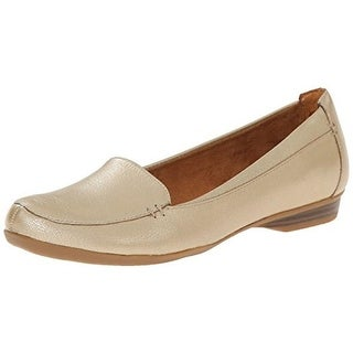 Naturalizer Womens Saban Dress Shoes Leather Slip On