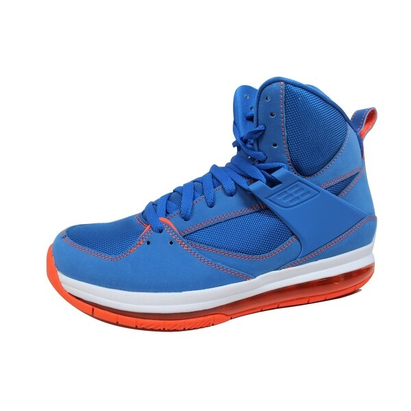 a1534690c9f81a Shop Nike Men s Air Jordan Flight 45 High Max Game Royal White-Team ...