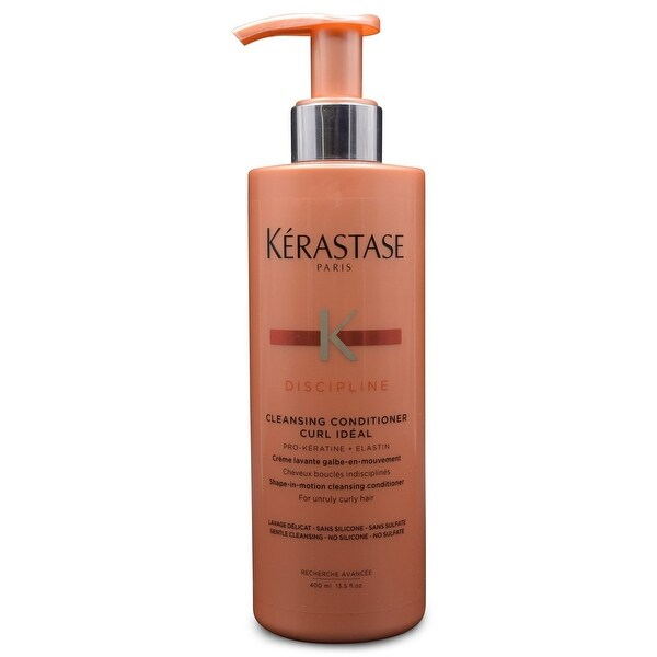 Kerastase Discipline Curl Ideal Cleansing Conditioner 13.5 fl Oz