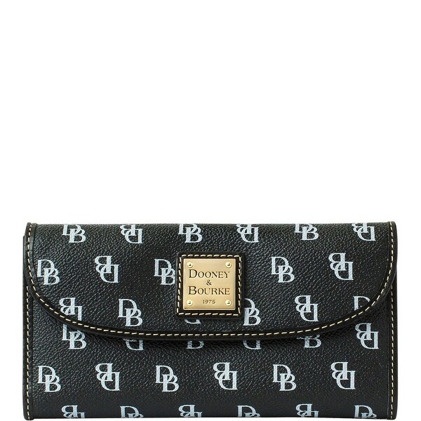 Dooney & Bourke Gretta Continental Clutch (Introduced by Dooney & Bourke at $118 in Aug 2014)