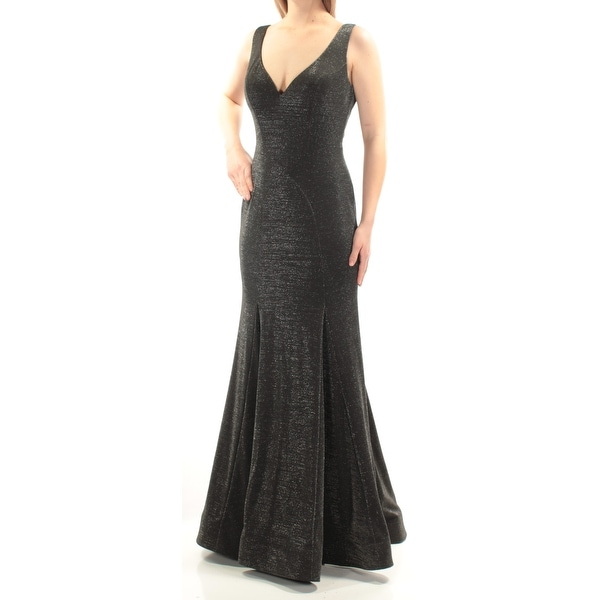 bbdd916a6f Shop Womens Black Sleeveless Full Length Formal Dress Size  8 - Free  Shipping Today - Overstock.com - 21591073