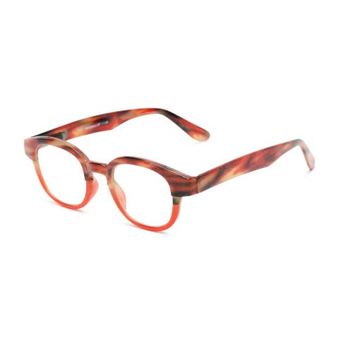 Readers.com The Tweed Round Reading Glasses