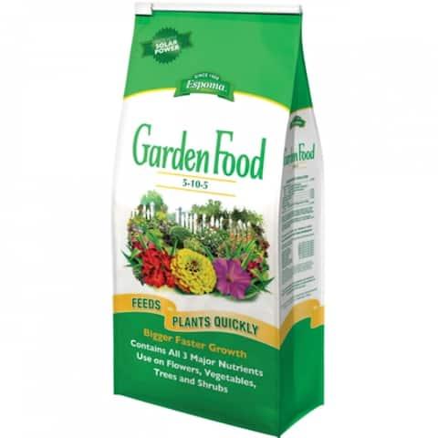 Espoma GF5105/6 Garden Food Agricultural Grade Plant Food, 5-10-5, 6.75 Lbs
