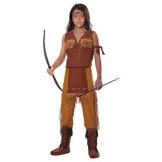 Child Classic Indian Boy Costume