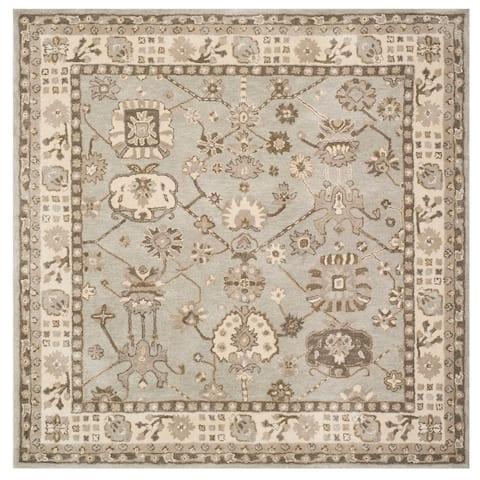 Safavieh Handmade Royalty Pari Traditional Oriental Wool Rug