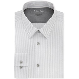 Link to Calvin Klein Mens Thermal Button Up Dress Shirt Similar Items in Shirts