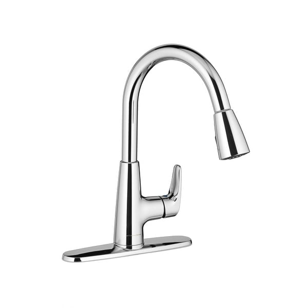 Shop American Standard 7074 3 Colony Pro Pull Down High Arch