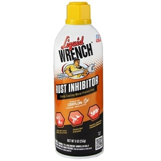 Liquid Wrench LC9 Rust Inhibitor, 9 oz.