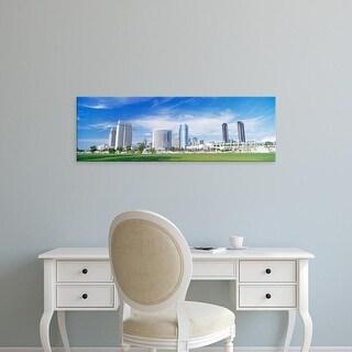 Easy Art Prints Panoramic Images's 'San Diego, California, USA' Premium Canvas Art
