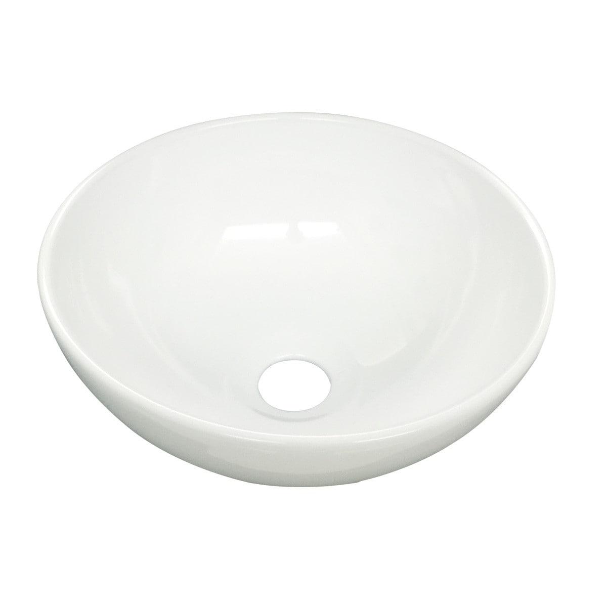 Round Countertop Bathroom