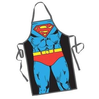 Unisex-Adult Super Hero Apron - Super Man