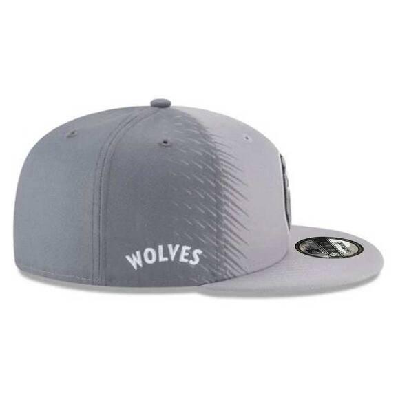 timeless design 5c745 11ba1 New Era NBA City Series Minnesota Timberwolves 9Fifty Snapback Hat Cap  11543301