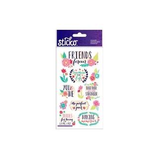 Link to EK Sticko Sticker Friends Similar Items in Embellishments