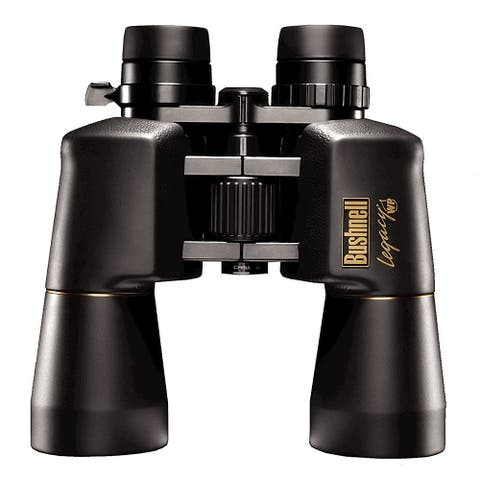 Bushnell Legacy Binoculars Waterproof 10-22x 50mm Fully Multi Coated - Black - 8.8 x 8 x 3.8