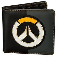 Overwatch Logo Men's Bi-Fold Wallet - Multi