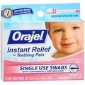 Baby Orajel Fast Teething Pain Relief Teething Swabs Berry 12 Each - Thumbnail 0
