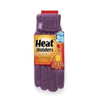 Heat Holders Ladies Gloves - Purple S/M - LHHG94PUR1